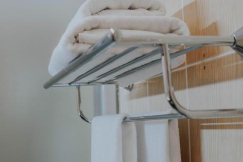 полотенца делюкс