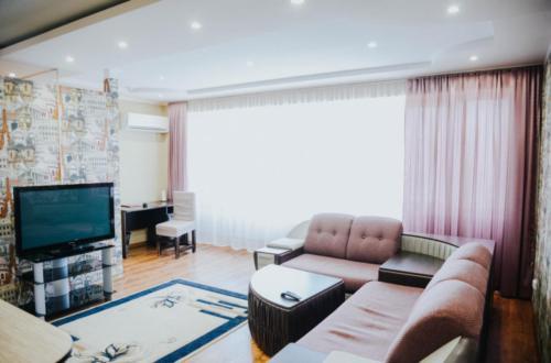 апарт гостиная