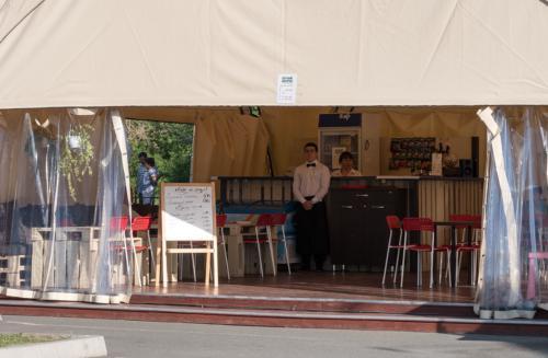 летнее кафе ждем гостей