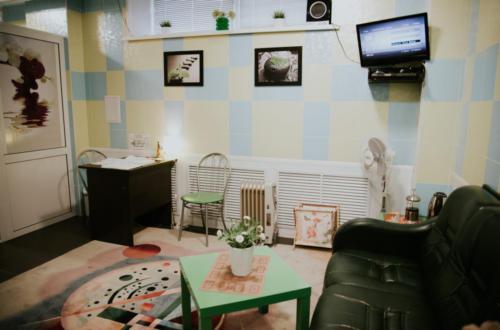 спа салон комната отдыха