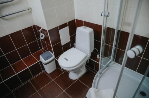 туалет с стандарте